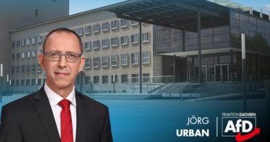 Jörg Urban, AfD-Landes- und Fraktionsvorsitzender