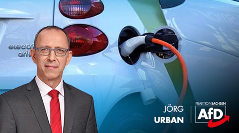 Chemnitzer Wirtschaft stürzt ab wegen E-Auto und Russlandsanktionen