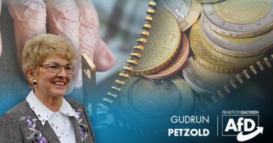 Gudrun Petzold, AfD-Abgeordnete im Sächsischem Landtag, Bild: Pixabay