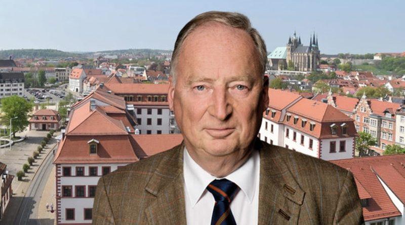Wenn CDU-FDP für LINKE den Steigbügel halten, verraten sie ihre Wähler