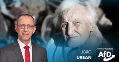 Pflege besser finanzieren – Respekt für alte Menschen!
