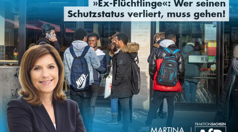 """""""Ex-Flüchtlinge"""": Wer seinen Schutzstatus verliert, muss gehen!"""