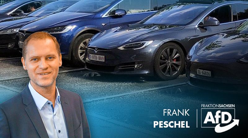 Millionen-Subvention für Tesla bedroht sächsische Autoindustrie