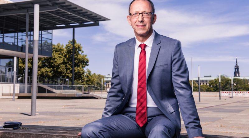 Joerg Urban, sächsischer AfD-Fraktionsvorsitzende