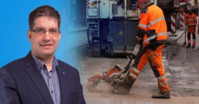 Außer CDU-Wahlversprechen für Straßenbau in Sachsen nix gewesen