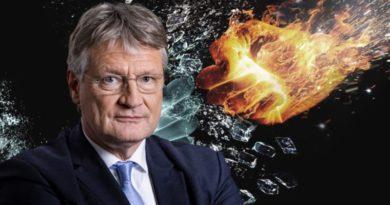 Mediale Kampagnen für Brandanschlag auf Tino Chrupalla mit verantwortlich