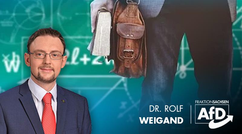 Nur westdeutsche Kandidaten für die Rektor-Wahl der TU Dresden!
