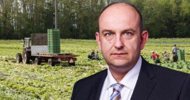Unsere Landwirte benötigen helfende Hände, keine aussitzende Ministerin