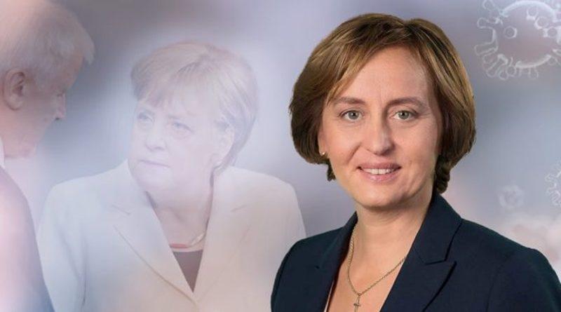 Wenn Merkel 'Öffnungsdiskussionen' beklagt, sollte sie Ihren Plan vorlegen