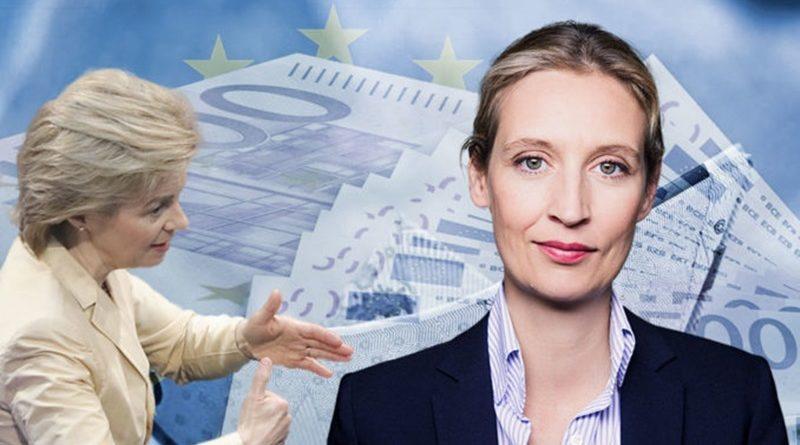 """EU-""""Wiederaufbau-Fonds"""" ist Trojanisches Pferd für Eurobonds"""
