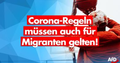 """Brandenburg: Kontaktverbot gilt wohl nicht für """"Flüchtlinge"""""""