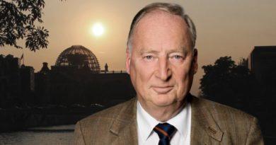 Dr. Alexander Gauland MdB, AfD-Ehrenvorsitzender und Vorsitzender der AfD-Bundestagsfraktion, FotoAfD