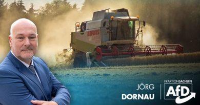 Heimische Landwirtschaft unterstützen – ausufernde Globalisierung verhindern!