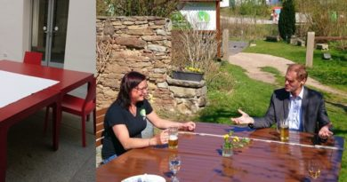 Was im Landtag funktioniert, funktioniert auch in Biergärten