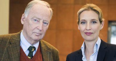 AfD-Bundestagsfraktion fordert die sofortige Aufhebung des Shutdown