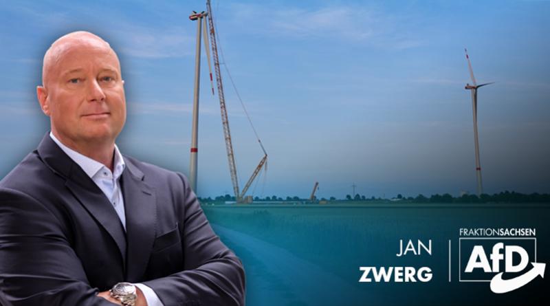 AfD unterstützt Bürgerprotest: Windkraft ist keine Alternative!