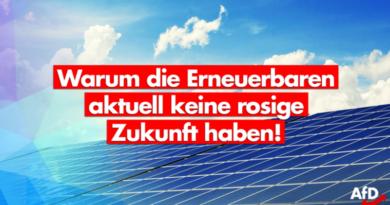 """Deutschlands teurer Strom – wie wir für die """"Erneuerbaren"""" gleich doppelt zur Kasse gebeten werden"""