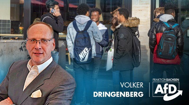 Asylbewerber ohne Identität nicht mehr einreisen lassen!