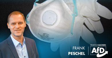 Schutzausrüstungen: Produktion nach Sachsen zurückholen