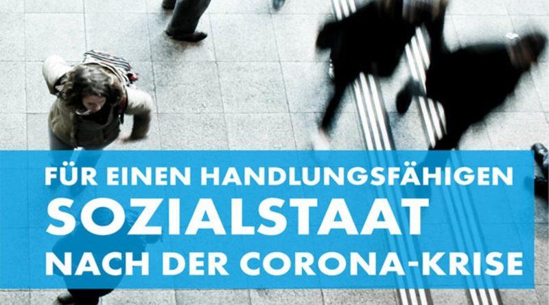 Mitteldeutsche AfD-Fraktionen stellen 10-Punkte-Sozialplan 'nach Corona' vor