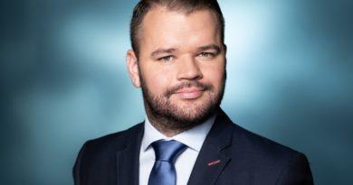 Julien Wiesemann neuer Fraktionsvorsitzender