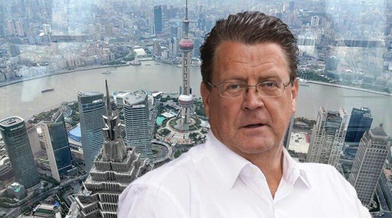 Ausverkauf deutscher Wirtschaft und Entwicklungshilfe nach China stoppen!