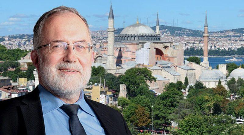 Hagia Sophia wird Moschee und die Christen in der Türkei werden verfolgt