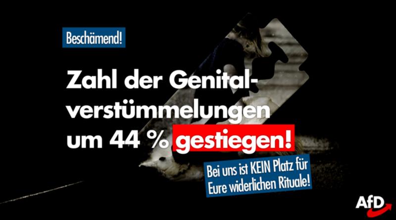 Genitalverstümmelungen in Deutschland um 44 Prozent gestiegen – und Giffey setzt auf Gleichstellungsbeauftragte!