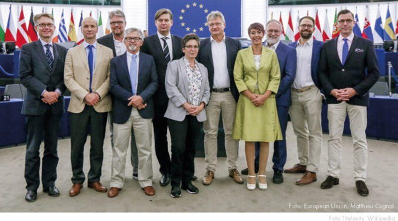 Ein Jahr AfD im EU-Parlament für Freiheit, Souveränität, christlich-abendländisches Erbe