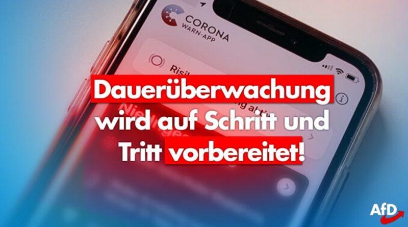 Schluss mit der Freiheit – wird Corona-App jetzt Pflicht?