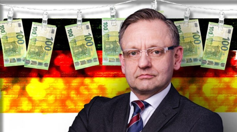 Bundesregierung kommt bei Geldwäsche nur auf Druck der EU in die Gänge