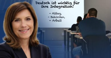 Deutsche Sprache mangelhaft: Nur 24 Migranten in Sachsen schafften B2-Test