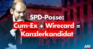 Er soll Deutschland regieren und hat nicht einmal das eigene Ministerium im Griff