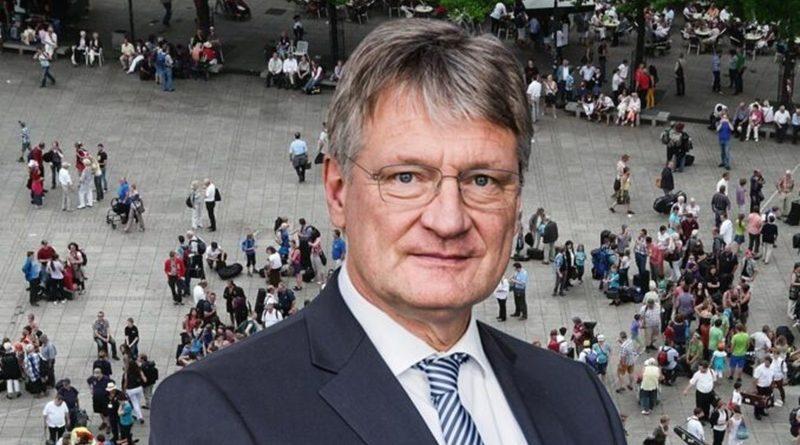 Jörg Meuthen fordert Rücktritt von Berlins Innensenator