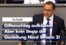 Tino Chrupalla zu Nawalny und Nord Stream 2