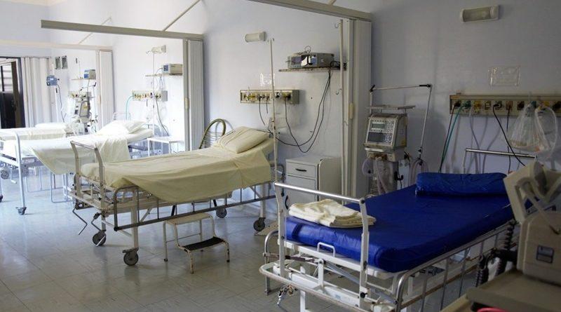 Corona-Hysterie: Krankenhäuser sind leer