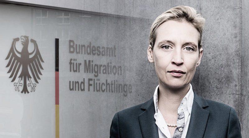 Alice Weidel: Ex-BND-Chef Schindler stellt Merkels Migrationspolitik vernichtendes Zeugnis aus