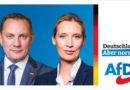 Alice Weidel und Tino Chrupalla zum Spitzenkandidaten-Duo der AfD gewählt